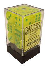 CHX27622 Electric Yellow w/green