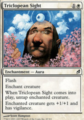 Triclopean Sight