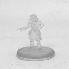 Stout Heart Halfling Female Bard (Invisible)