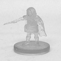 Lightfoot Halfling Rogue (Invisible)