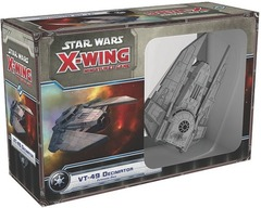 Star Wars: X-Wing Miniatures Game - VT-49 Decimator Expansion Pack