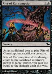 Rite of Consumption
