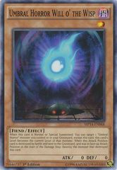 Umbral Horror Will o' the Wisp - MP14-EN068 - Common - 1st Edition