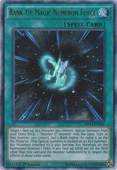 Rank-Up-Magic Numeron Force - MP14-EN101 - Ultra Rare - 1st Edition