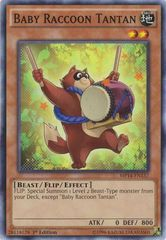 Baby Raccoon Tantan - MP14-EN137 - Common - 1st Edition