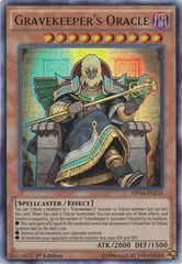 Gravekeeper's Oracle - MP14-EN215 - Ultra Rare - 1st Edition