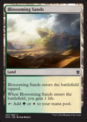 Blossoming Sands - Foil (KTK)