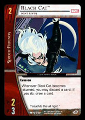 Black Cat, Nine Lives - Foil