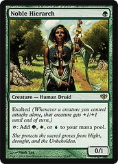 Noble Hierarch on Ideal808