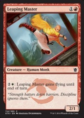Leaping Master - Foil