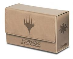 Dual Flip Box White Mana for Magic (Matte Finish)