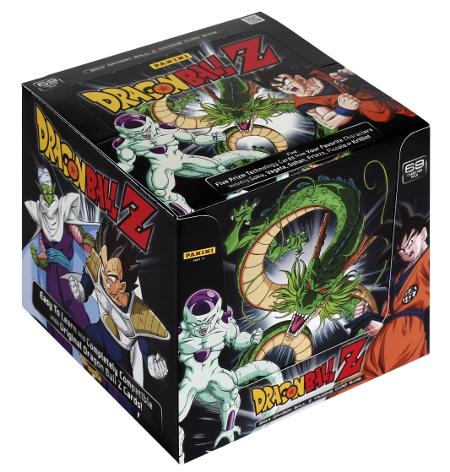 Panini Dragonball Z DBZ Premiere Base Starter Box