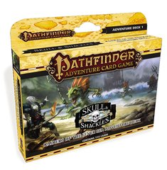 Pathfinder Adventure Card Game: Skull & Shackles Adventure Deck 2 - Raiders of the Fever Sea