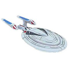 Attack Wing: Star Trek - Federation U.S.S. Enterprise-E Expansion Pack