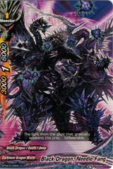 Black Dragon, Needle Fang - BT04/0100 - C