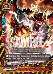 Lightning Strike Dragon Garjion - PR/0005EN - PR