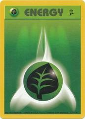 Grass Energy - 127/130 - Common - Unlimited Edition