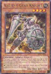 Ancient Gear Knight - BP03-EN033 - Shatterfoil - Unlimited Edition