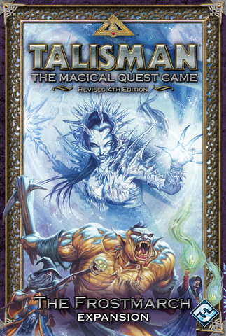 Talisman (4th Ed): The Frostmarch (In Store Sales Only)