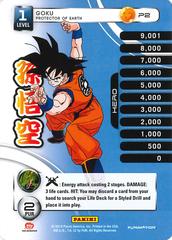 Goku - Protector of Earth