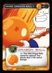 Namek Dragon Ball 1 - Foil