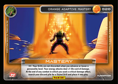 Orange Adaptive Mastery - 26 - High Tech Foil