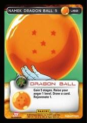 Namek Dragon Ball 5 - Foil