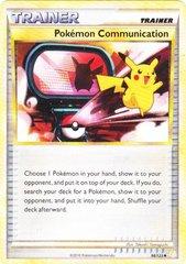 Pokemon Communication - 98/123 - Uncommon