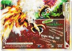 Ho-Oh LEGEND bottom - 112/123 - Rare Holo Legend