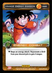 Orange Energy Evasion - 68 - Foil