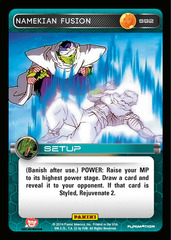 Namekian Fusion - 92 - Foil