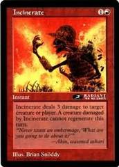 Incinerate - Oversized