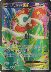 Florges-EX - 116/119 - Full Art