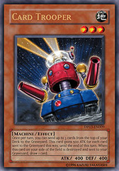 Card Trooper - DP03-EN009 - Ultra Rare - 1st Edition