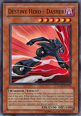 Destiny Hero - Dasher - DP05-EN010 - Common - 1st Edition