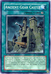 Ancient Gear Castle - SD10-EN023 - Common - 1st Edition