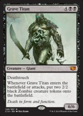 Grave Titan on Channel Fireball