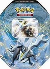 2012 Black/White EX Collectors Tin Kyurem