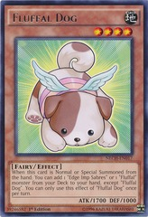 Fluffal Dog - NECH-EN017 - Rare - 1st Edition