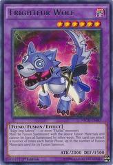 Frightfur Wolf - NECH-EN047 - Rare - 1st Edition
