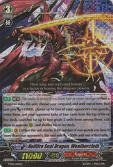 Hellfire Seal Dragon, Weathercloth - FC02/010EN - RRR on Channel Fireball