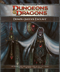 4th Edition Demon Queen's Enclave