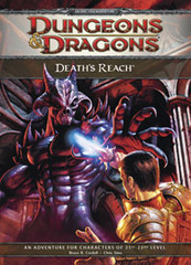 4th Edition E1 Death's Reach