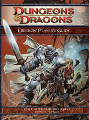 Dungeons and Dragons RPG 4th Edition: Eberron Player's Guide
