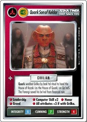 Quark Son of Keldar
