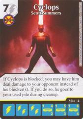 Cyclops - Scott Summers (Die & Card Combo)