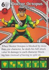 Doctor Octopus - Mad Scientist (Die & Card Combo)