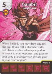 Gambit - Cardsharp (Die & Card Combo)