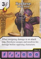 Hawkeye - Robin Hood (Die & Card Combo)