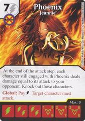 Phoenix - Jeannie (Die & Card Combo)